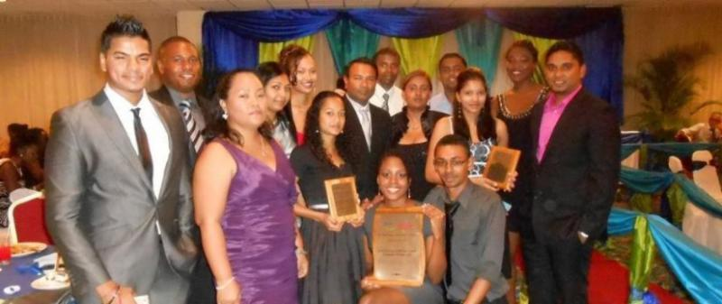 CTS College wins 4 ABE World Prizes in Trinidad in the June 2013 ABE